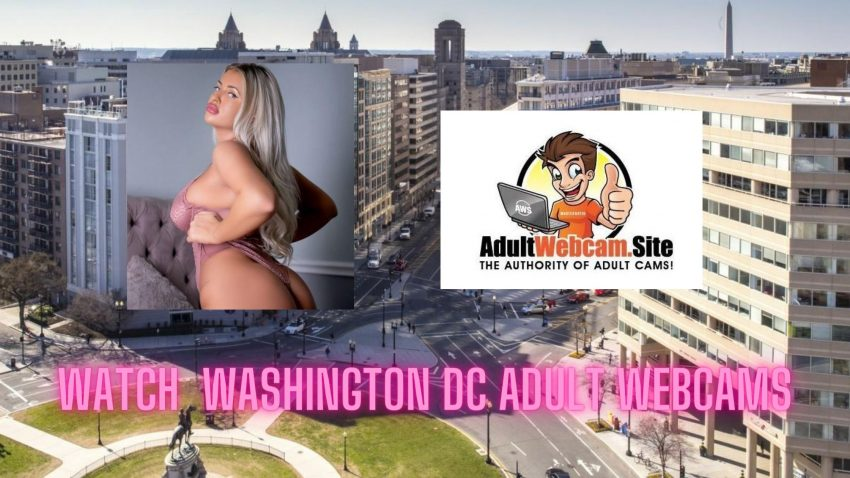 Washington DC Adult Webcams