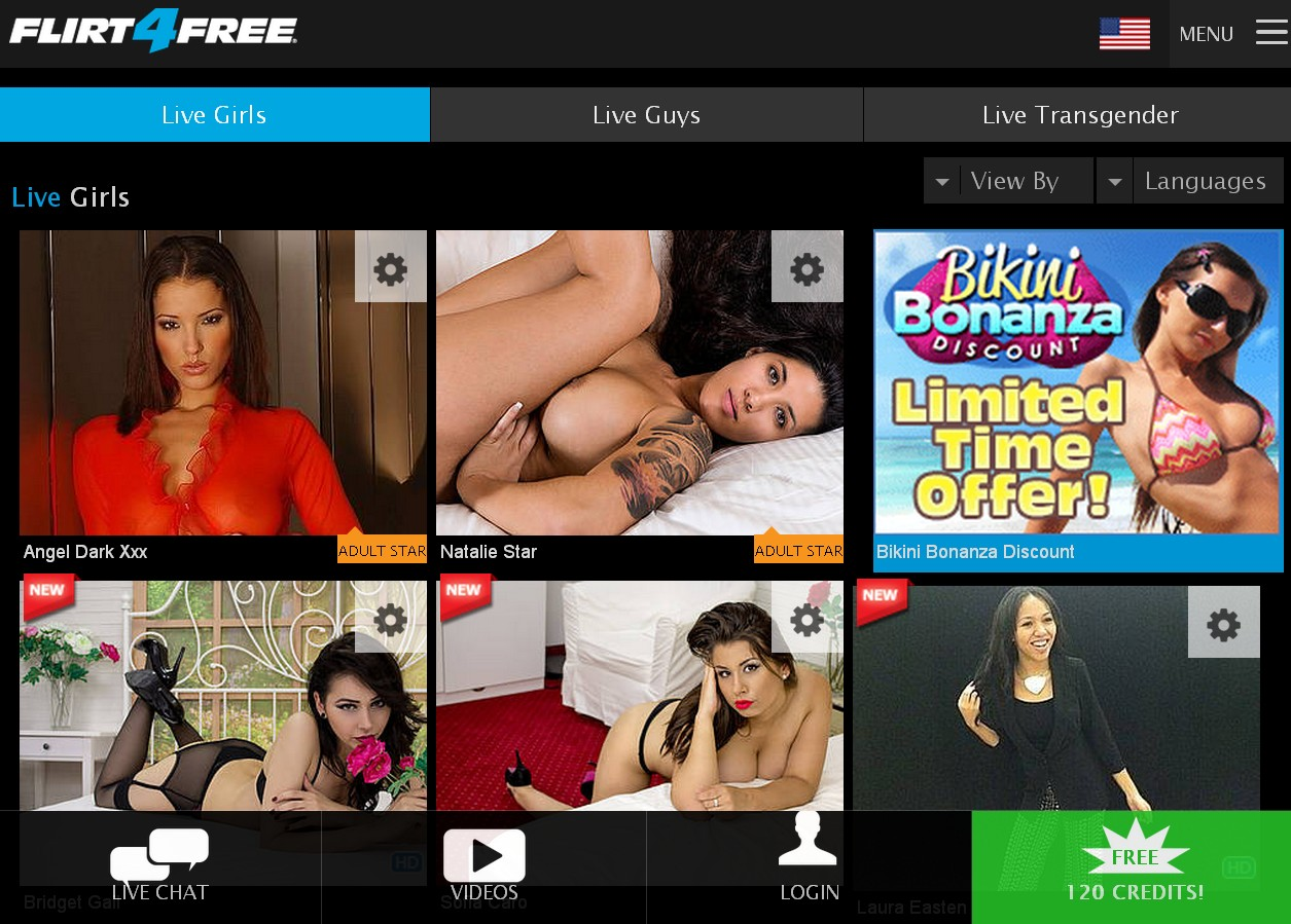 Flirt4Free Reviews – A Premium Private Sex Webcams Site